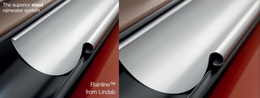 Lindab Rainline system