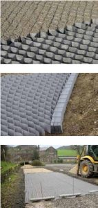 Dupont plantex ground grid better together drainage for Dupont ground grid stabilisateur de graviers