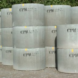 Concrete manhole rings now offered with a bespoke service
