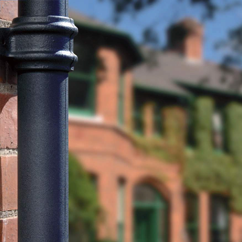 Brett Martin Cascade: the cast iron style rainwater system
