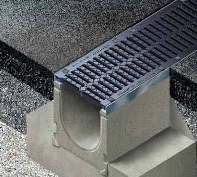 Channel Drainage For Every Application More Choice With