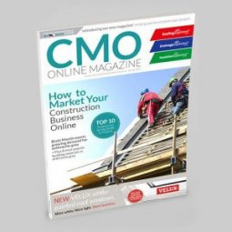 The first issue of CMO Magazine