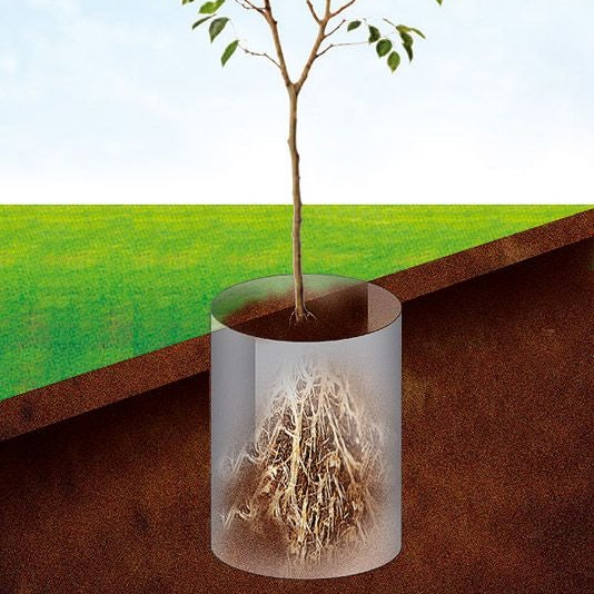 DuPont Root Barrier: protect against unwanted roots and weeds