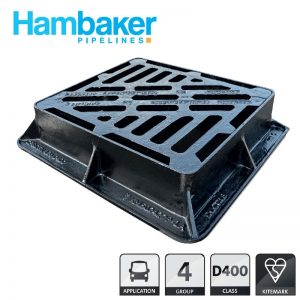 c250 manhole cover hambaker
