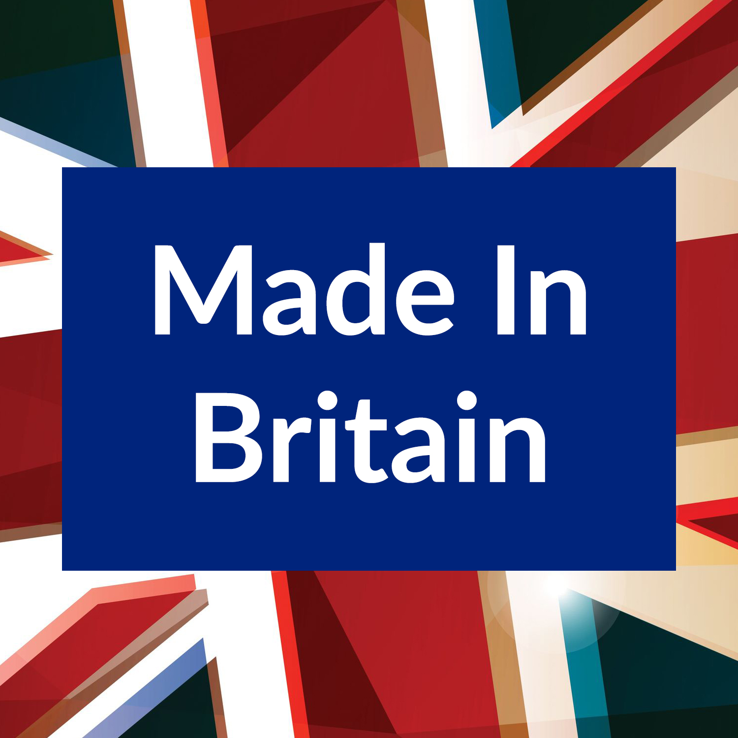 Made in Britain: We support British businesses and manufacturers