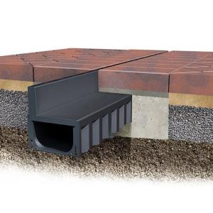 How to install ACO drain