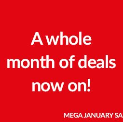 Mega January Sale
