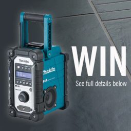 WIN a Makita bluetooth radio with ACO access covers