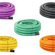 Underground ducting colour codes explained