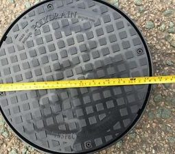 Buying replacement manhole covers and drain covers