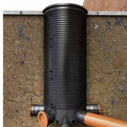What is an inspection chamber?