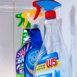What cleaning products can I use with a septic tank?