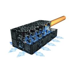 Why use soakaway crates instead of rubble?