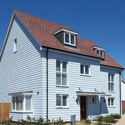 What is cladding?