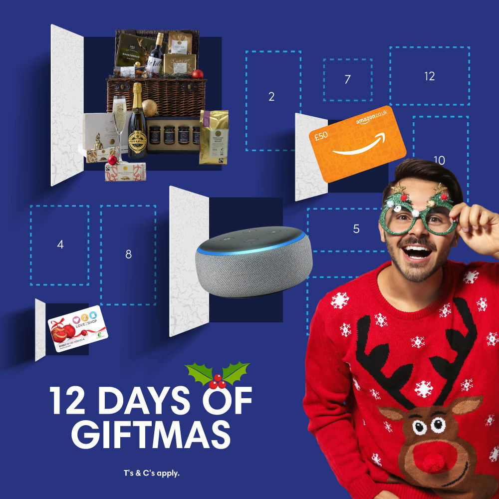 Day 6 – 12 Days of Giftmas