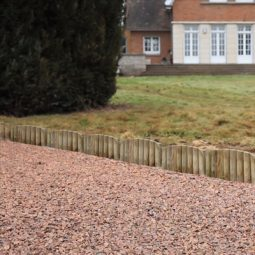 How to use a gravel grid