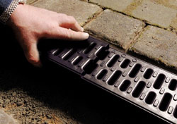 There are a range of gratings to choose from