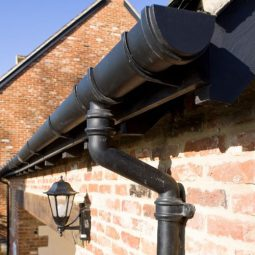 cast iron effect gutter downpipes fro. Drainage Superstore