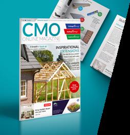 The latest CMO Magazine, spring 2018 edition