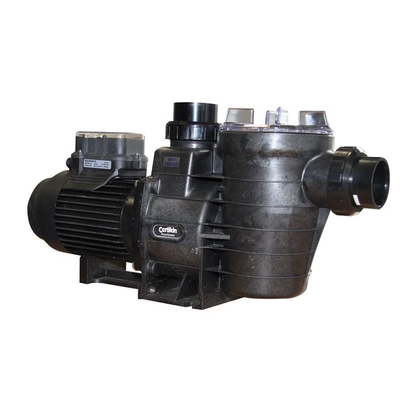 Swimming pool pump eco v variable speed 1hp ceritkin for Variable speed pool motor