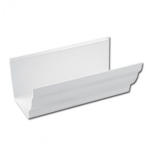 Plastic Guttering Ogee Prostyle 4m Length 106mm White