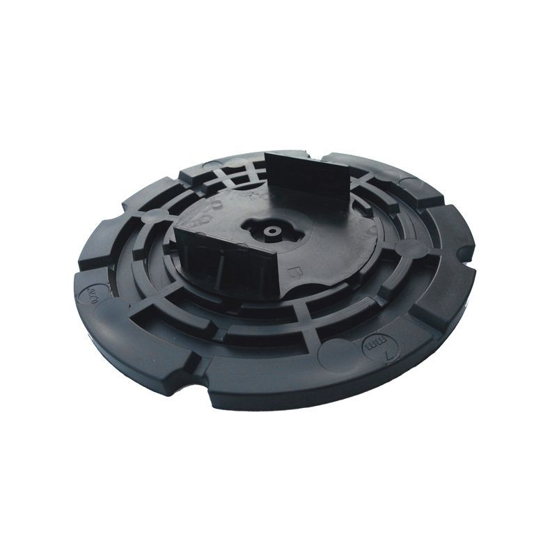 Timber Decking Rubber Support Pad - 7mm Fixed
