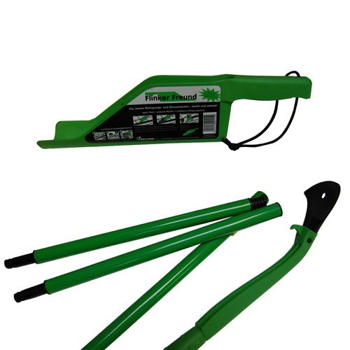 Gutter Cleaning Kit With Gutter Scoop Amp 4 Screw In