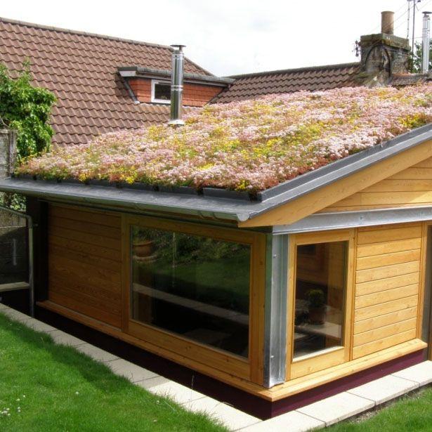 Green Roofing Sedum Blanket Full System 50m2 Kit