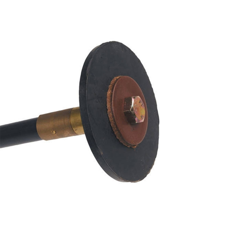 Universal Drain Rod Rubber Plunger 4inch Drainage