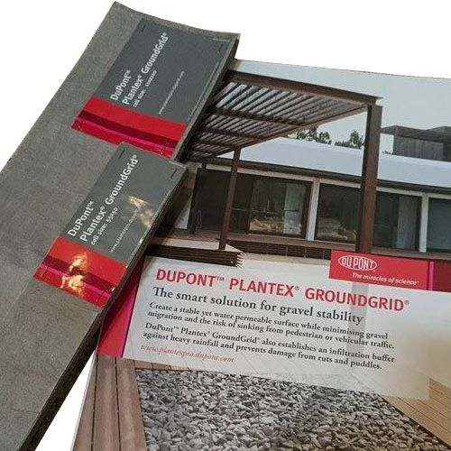 Dupont plantex ground grid sample pack driveway deep for Dupont ground grid stabilisateur de graviers