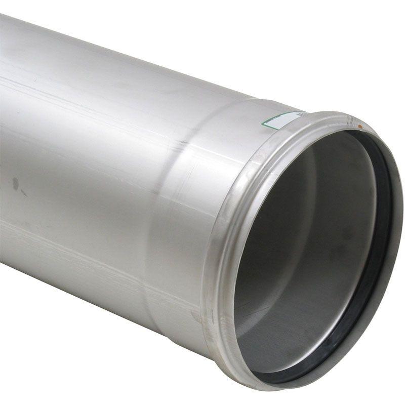 Stainless steel pipe mm grade blucher