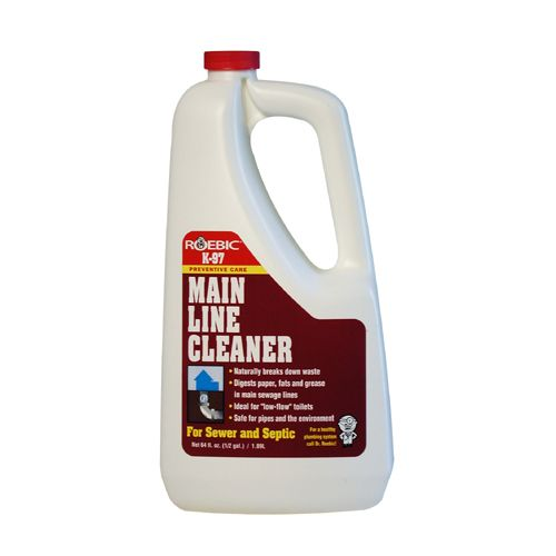 Main Drain And Main Line Cleaner Roebic K 97 1 8 Litre Drainage Superstore