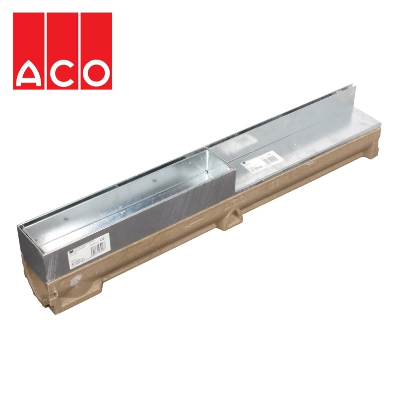 aco brickslot raindrain slot drain access channel 1m. Black Bedroom Furniture Sets. Home Design Ideas