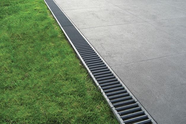 aco raindrain domestic channel drain sump unit a15. Black Bedroom Furniture Sets. Home Design Ideas