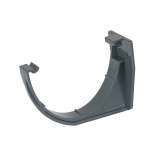 Plastic Guttering Deepstyle Fascia Bracket 115mm - Anthracite Grey