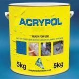 Acrypol 15 Year Solar White Finishing Coat - 5kg