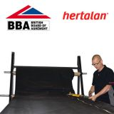 Hertalan Made To Measure 1.2mm EPDM Sheet – Priced Per M2