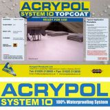 Acrypol System 10 Light Grey Topcoat - 5kg