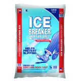 White Ice Breaker Snow Grit Rock Salt - 850kg Dumpy Bulk Bag