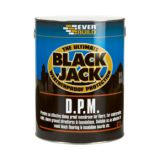 Everbuild 908 Black Jack Damp Proof Liquid Membrane - 5 Litres