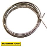 Flexicore Wire Cable Spring Snake Replacement 100ft x 5/8inch