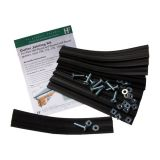 Cast Iron Half Round Jointing Kit 10x Gaskets, Bolts, Nuts and Washers