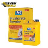 Waterproofing Brushcrete Powder 20kg Grey