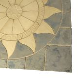 Kelkay Stone Circle Patio Minster Squaring Kit - Sunflare