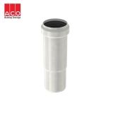 ACO 304 Stainless Steel Expansion Socketed Pipe with EPDM Seal - 160mm