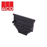 ACO Brickslot Hexdrain Closing End Cap
