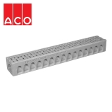 ACO KerbDrain HB255 Half Battered Centre Stone Kerb Unit - 1000mm