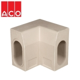 ACO KerbDrain HB305 Half Battered 90dg Internal Angle - 305mm
