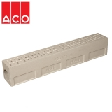 ACO KerbDrain HB305 Half Battered Flush Drainable Centre Stone 1000mm