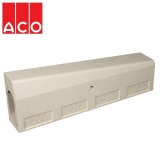 ACO KerbDrain HB305 Half Battered Left Hand Drop Kerb Unit - 915mm